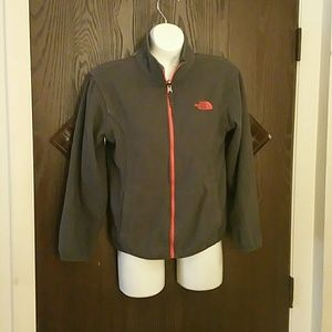 The North Face Boys 10/12 full zip jacket